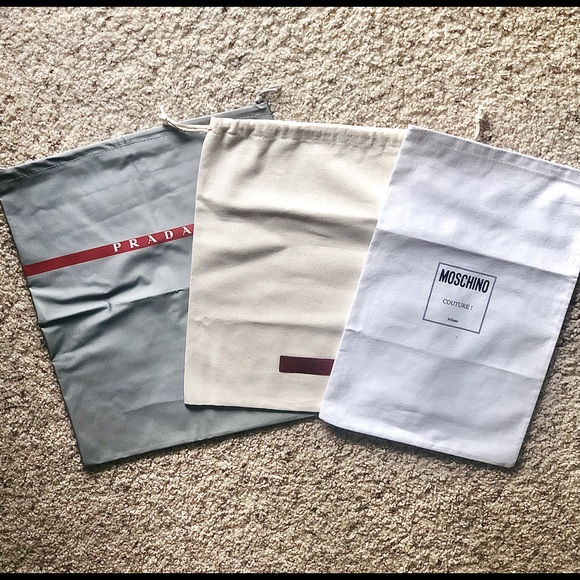 Dust bags variety